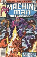 Machine Man (1978 1st Series) 8