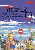 Almost Highly Classified GN (2005 NETCOMICS) 1-1ST