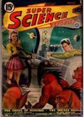 Super Science Stories (1942 Pulp) Canadian Edition Vol. 1 #1