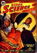 Super Science Stories (1942 Pulp) Canadian Edition Vol. 1 #4