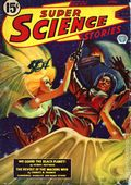 Super Science Stories (1942 Pulp) Canadian Edition Vol. 1 #5