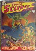 Super Science Stories (1942 Pulp) Canadian Edition Vol. 1 #6