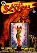 Super Science Stories (1942 Pulp) Canadian Edition Vol. 1 #7