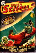 Super Science Stories (1942 Pulp) Canadian Edition Vol. 1 #9