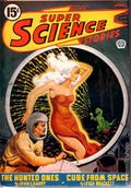 Super Science Stories (1942 Pulp) Canadian Edition Vol. 1 #11