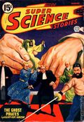 Super Science Stories (1942 Pulp) Canadian Edition Vol. 1 #13