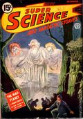 Super Science Stories (1942 Pulp) Canadian Edition Vol. 1 #15