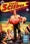 Super Science Stories (1942 Pulp) Canadian Edition Vol. 1 #17