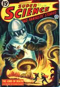 Super Science Stories (1942 Pulp) Canadian Edition Vol. 1 #18