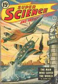 Super Science Stories (1942 Pulp) Canadian Edition Vol. 1 #19