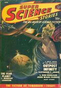 Super Science Stories (1942 Pulp) Canadian Edition Vol. 6 #2