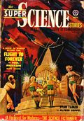 Super Science Stories (1942 Pulp) Canadian Edition Vol. 7 #3