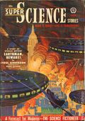 Super Science Stories (1942 Pulp) Canadian Edition Vol. 8 #2