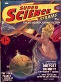 Super Science Stories (1949-1953 Popular Publications) UK Edition 195006