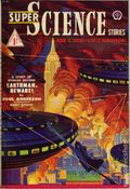 Super Science Stories (1949-1953 Popular Publications) UK Edition 195111