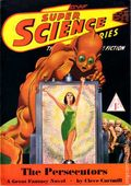 Super Science Stories (1949-1953 Popular Publications) UK Edition 195207