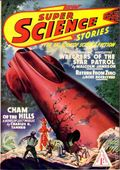 Super Science Stories (1949-1953 Popular Publications) UK Edition 195209