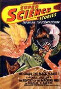 Super Science Stories (1949-1953 Popular Publications) UK Edition 195211