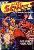 Super Science Stories (1949-1953 Popular Publications) UK Edition 195306