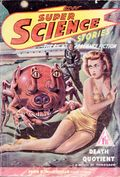 Super Science Stories (Australian Series 1950-1953 Popular Publications) 1