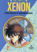 Xenon Heavy Metal Warrior TPB (1992 Eclipse/Viz) A Viz Top Graphic Novel 2-1ST