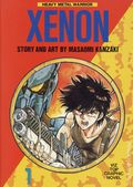 Xenon Heavy Metal Warrior TPB (1992 Eclipse/Viz) A Viz Top Graphic Novel 1-1ST