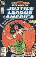 Justice League of America (1960 1st Series) 259