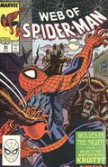 Web of Spider-Man (1985 1st Series) 53