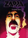 Frank Zappa Coloring Book SC (2019 Fantoons) 1-1ST