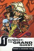 Elfquest The Grand Quest TPB (2004-2006 DC Digest) 1-REP