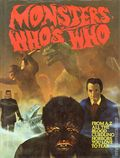 Monsters Who's Who HC (1974) 1-REP