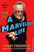 A Marvelous Life: The Amazing Story of Stan Lee HC (2019 St. Martin's Press) 1-1ST