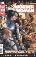 Wonder Woman (2016 5th Series) Annual 3