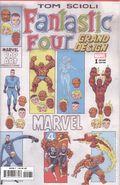 Fantastic Four Grand Design (2019 Marvel) 1C