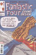 Fantastic Four Grand Design (2019 Marvel) 1A