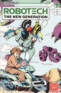Robotech The New Generation (1985) 1