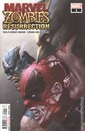 Marvel Zombies Resurrection (2019 Marvel) 1A