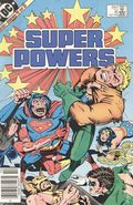 Super Powers (1984 1st Series) 4