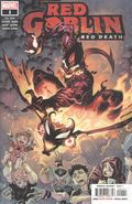 Red Goblin Red Death (2019 Marvel) 1A