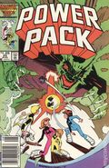 Power Pack (1984 1st Series) 25