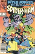 Peter Porker the Spectacular Spider-Ham (1985 Marvel/Star Comics) 1