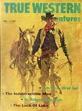 True Western Adventures (1954 Fawcett) Vol. 3 #13