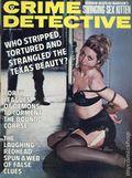 Crime Detective (1954-1977 2nd Series) True Crime Magazine Vol. 18 #5