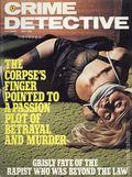 Crime Detective (1954-1977 2nd Series) True Crime Magazine Vol. 21 #3