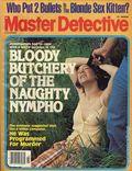 Master Detective (1929 MacFadden) True Crime Magazine Vol. 99 #4