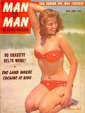 Man to Man Magazine (1949 Picture Magazines) Vol. 3 #1