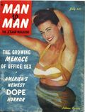 Man to Man Magazine (1949 Picture Magazines) Vol. 3 #6