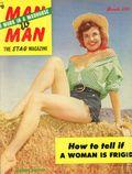 Man to Man Magazine (1949 Picture Magazines) Vol. 4 #2