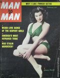 Man to Man Magazine (1949 Picture Magazines) Vol. 4 #11