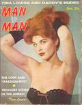 Man to Man Magazine (1949 Picture Magazines) Vol. 8 #3